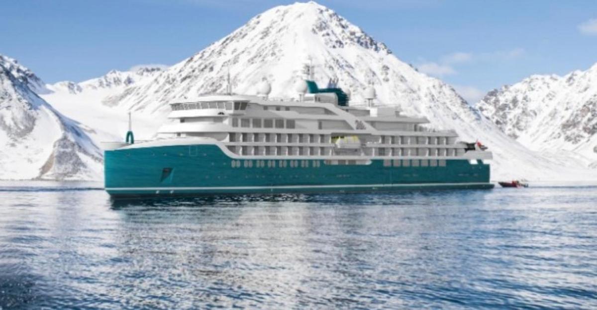 SH Minerva: новый экспедиционный круизный лайнер класса люкс