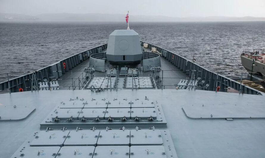 Фрегат «Адмирал Касатонов» будет искать чужие подлодки в Норвежском море