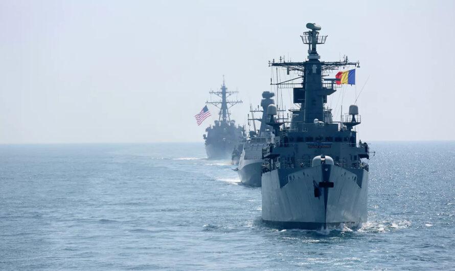 Американские эсминцы войдут в Черное море 14 и 15 апреля