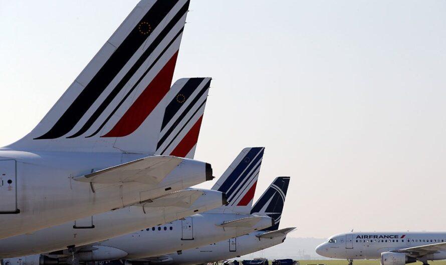 Во Франции могут запретить все короткие авиарейсы ради сохранения экологии