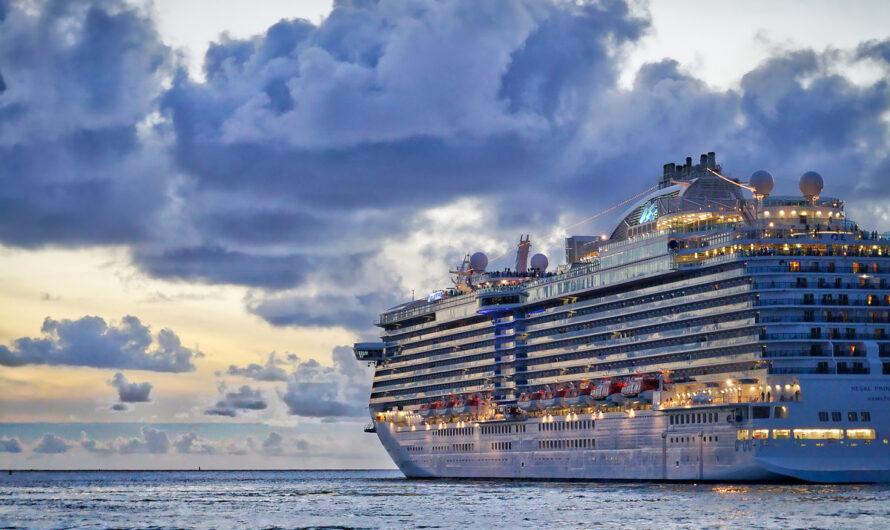 10 круизных лайнеров, которые вступили в строй в 2018 году