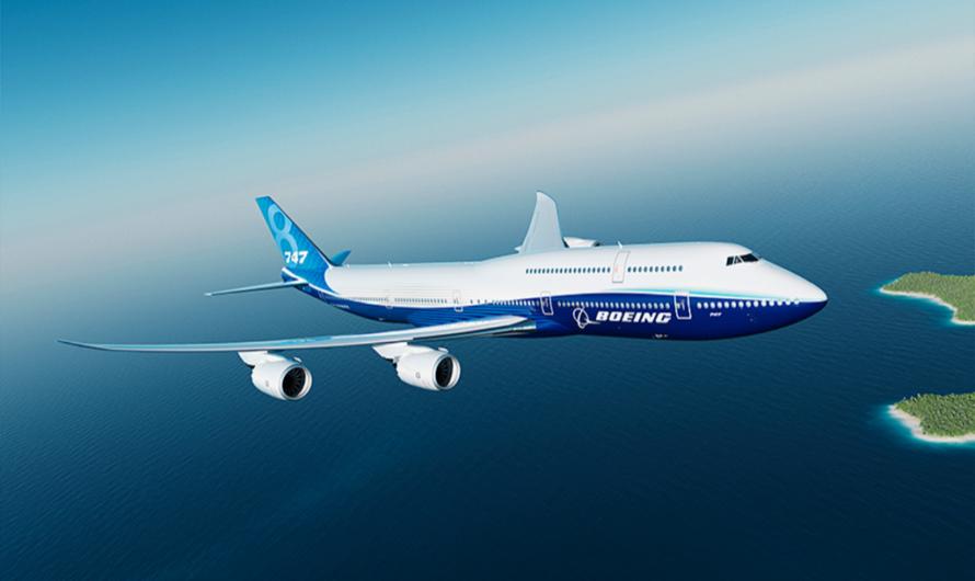 Корпорация Boeing окончательно закроет программу производства 747 в 2022 году