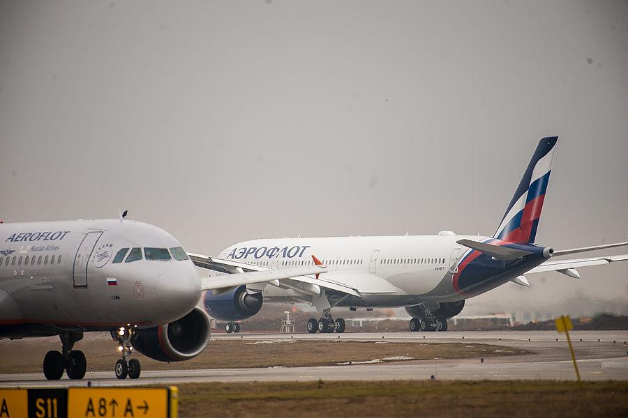 Boeing 767 Аэрофлот //Фото: Юлия Кузьмина, AVIA.RU