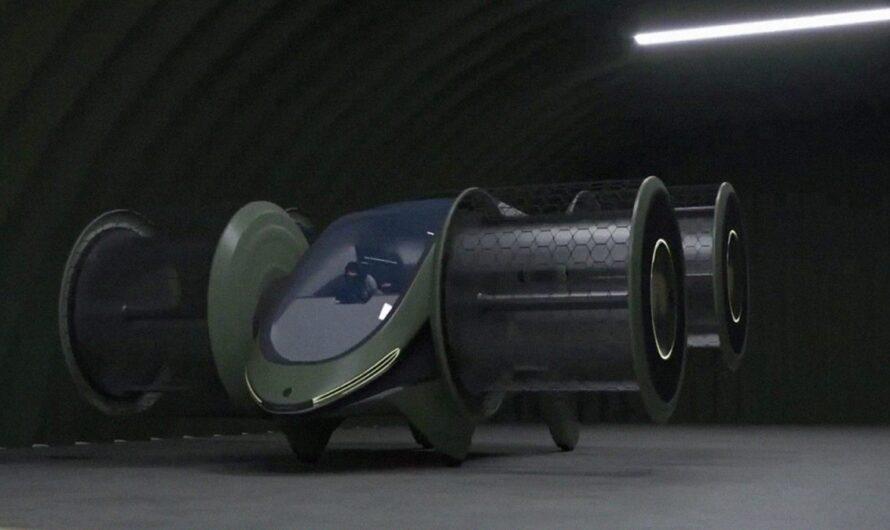 В России разрабатывают Циклокар: летательный аппарат с удивительными возможностями