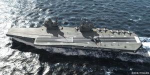 Проект авианосца PA2