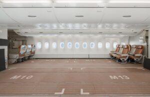 Салон Airbus A380