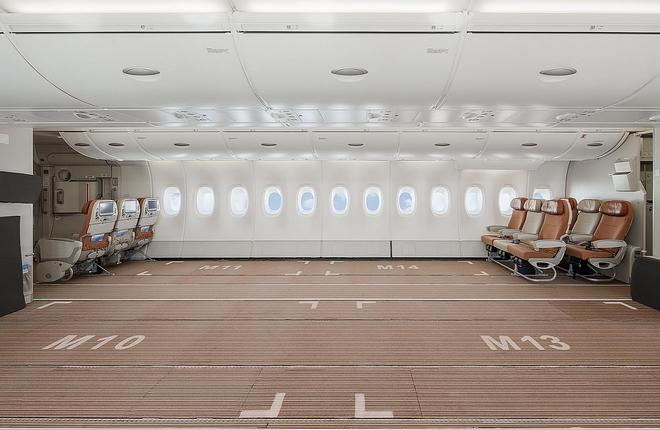 Airbus выпустит новый грузовой лайнер A350-950F и предложит конверсию A380 в Combi
