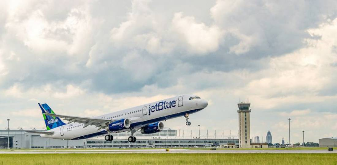 JetBlue Airbus A321LR