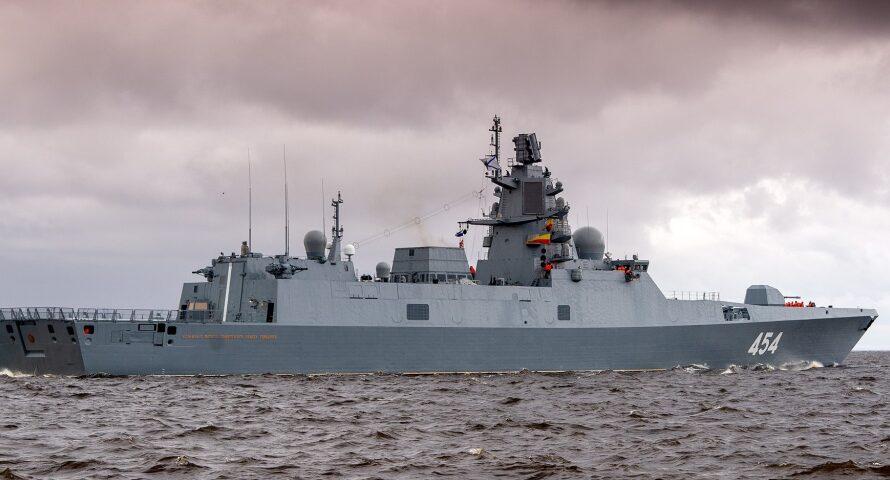 Фрегаты типа «Адмирал Горшков» станут основой надводного флота ВМФ России