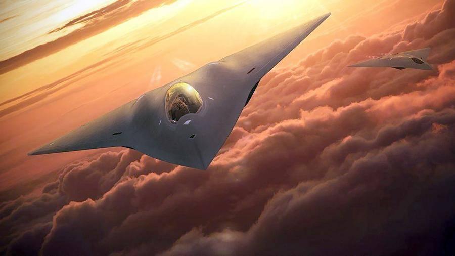 истребитель Next-Generation Air Dominance