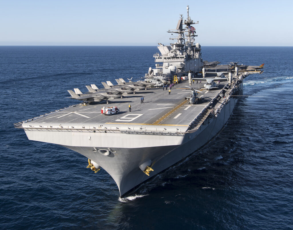 LHA USS Ameriсa
