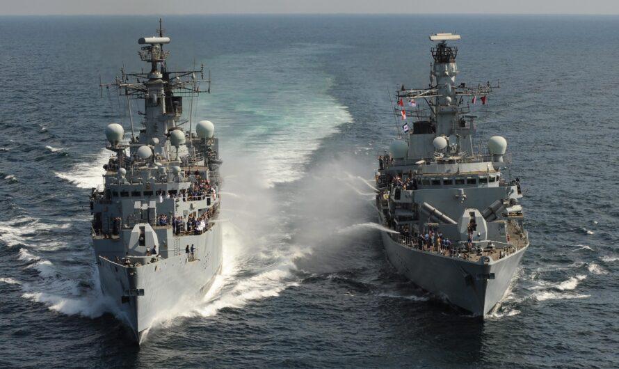 ТОП-10 сильнейших фрегатов 2021 года
