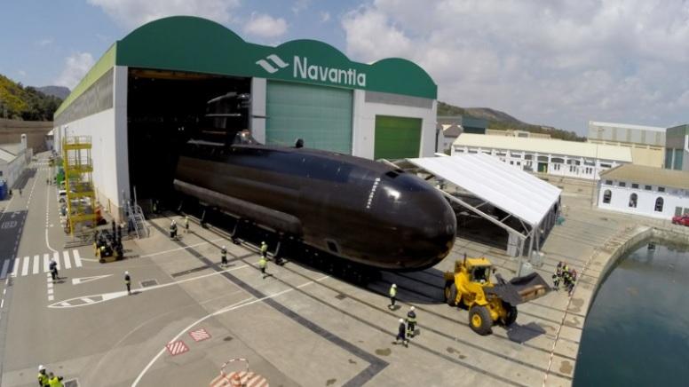 Подводная лодка типа S-80 Isaac Peral