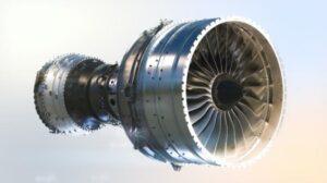 Двигатель Rolls Royce Pearl 10X //Фото: Dassault Aviation