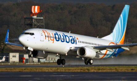 FlyDubai Boeing 737–800