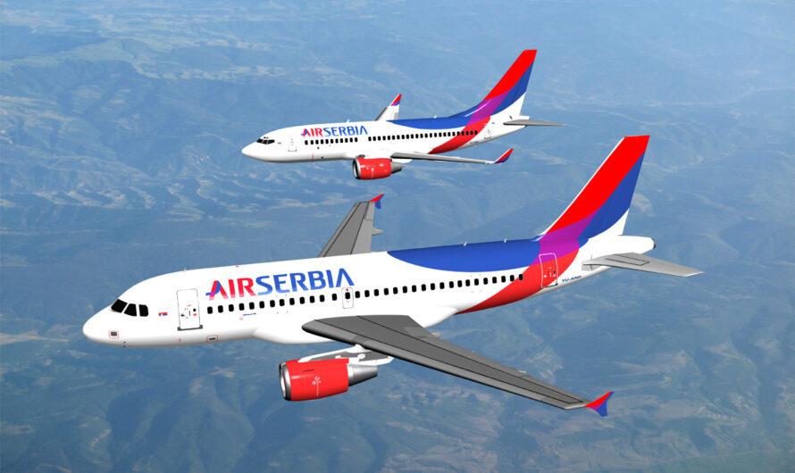Air Serbia откроет регулярные рейсы из Белграда в три российских города