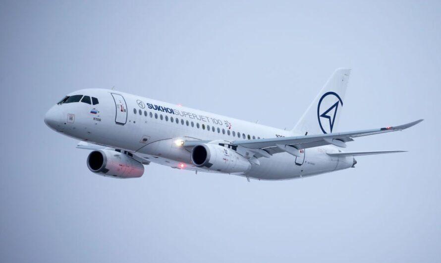 Новая авиакомпания из ЮАР намерена создать монофлот из авиалайнеров «Суперджет 100»