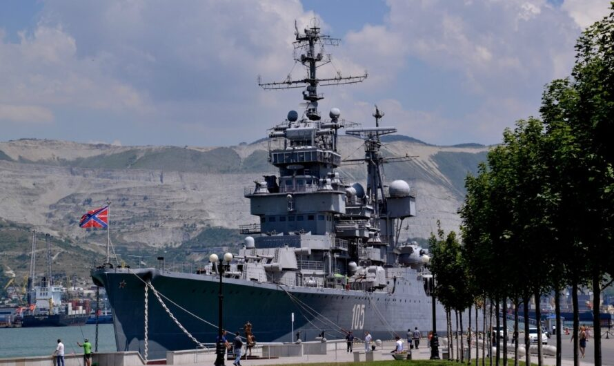 На докование крейсера-музея «Михаил Кутузов» не могут найти средства