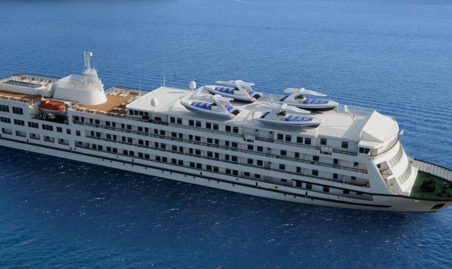 Неосуществленная мечта: почему не достроили речной круизный лайнер «Волга Дрим 2»