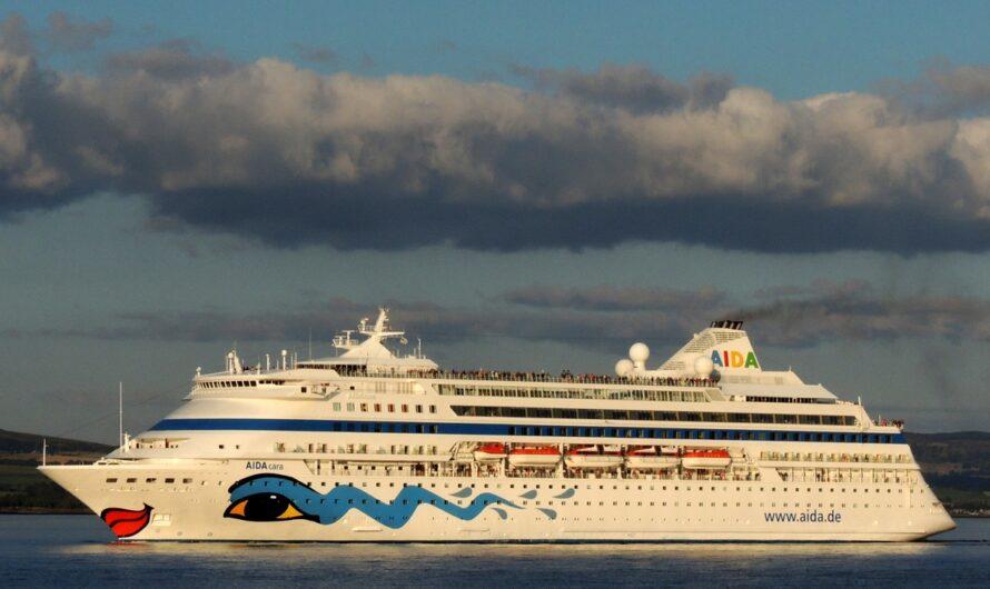 AIDA Cruises продали свой первый круизный лайнер — AIDAcara