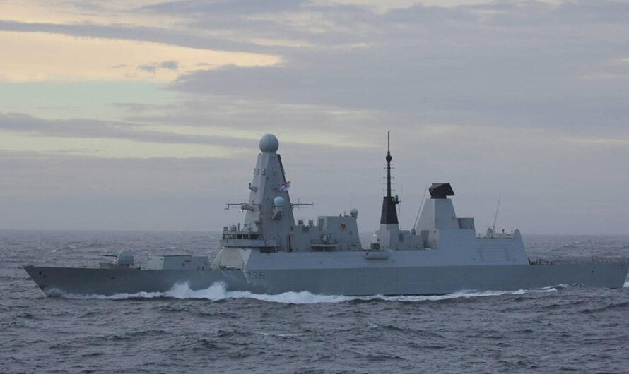 А был ли Defender? Британские адмиралы отказались от инцидента и спрятали эсминец
