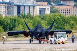 Новый российский истребитель