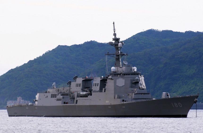 JS Haguro (DDG-180)