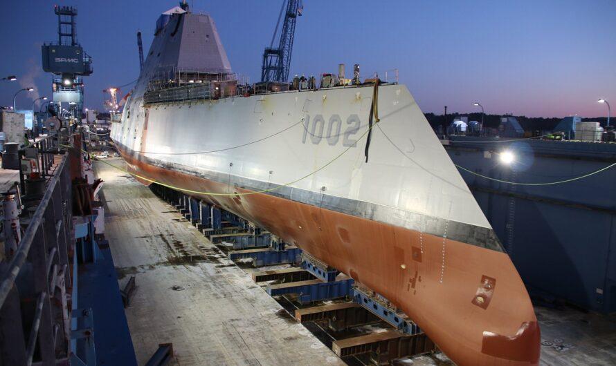 ТОП-11 проектов эсминцев 2021 года