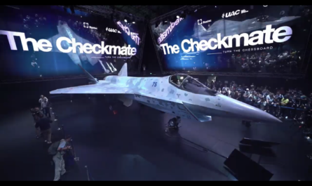 Су-75 Checkmate
