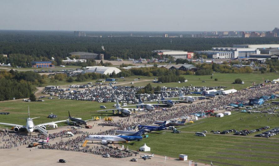 В Жуковском завершился авиасалон МАКС-2021
