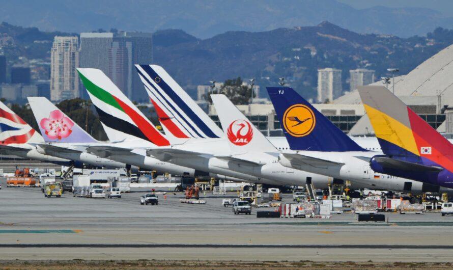 Названы 20 лучших авиакомпаний в мире в 2021 году