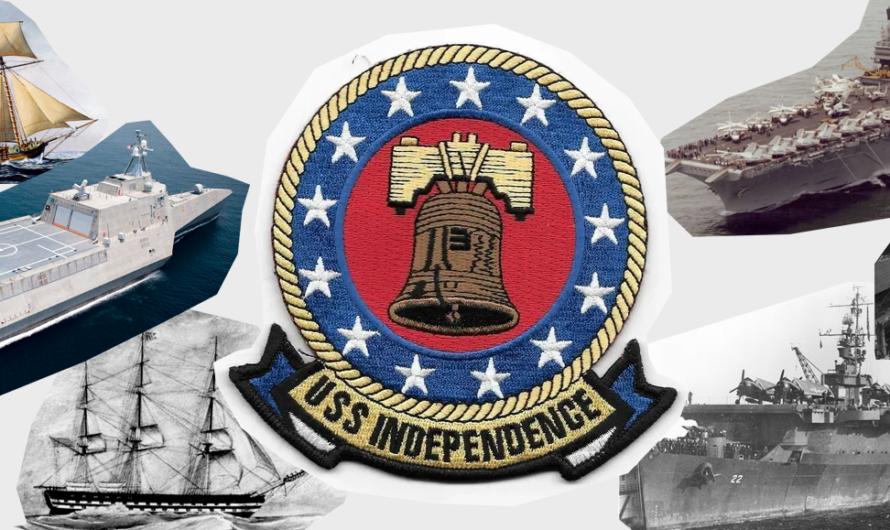 Корабли одного имени: USS Independence