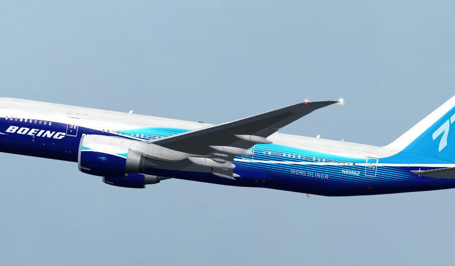 Boeing смог продать только 60 самолетов 777-300 за всю его историю: почему?