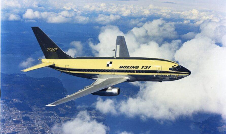 Почему оригинальный Boeing 737 был очень маленьким?