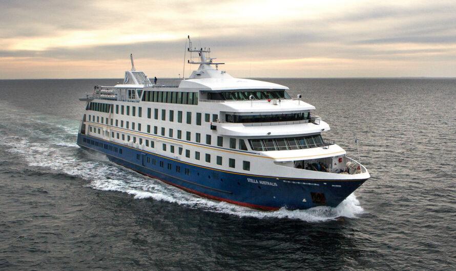 Теплоход «Родина» станет первым современным морским круизным лайнером в РФ