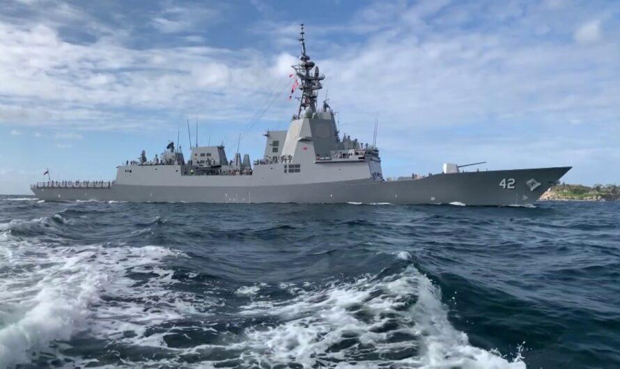 Корабли одного имени: HMAS Sydney
