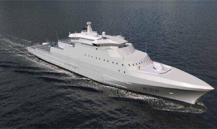 корабль береговой обороны типа Jan Mayen