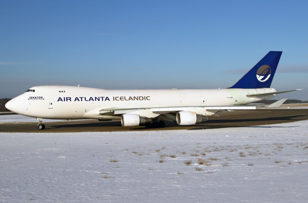 Air Atlanta Icelandic Boeing 747-400