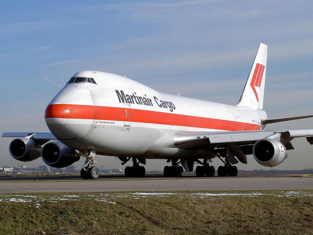 Martinair Boeing 747-400