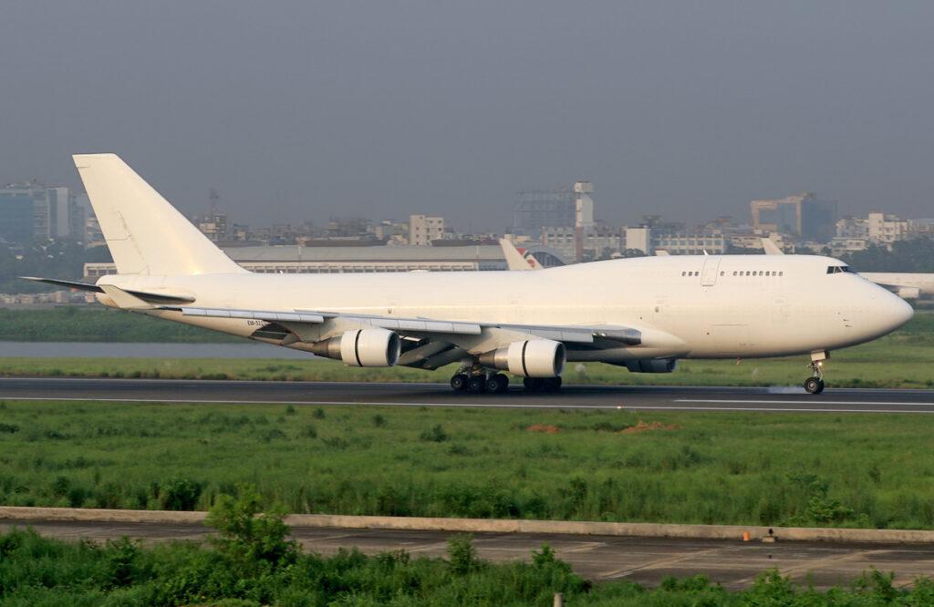 Ruby Star Airways Boeing 747-400