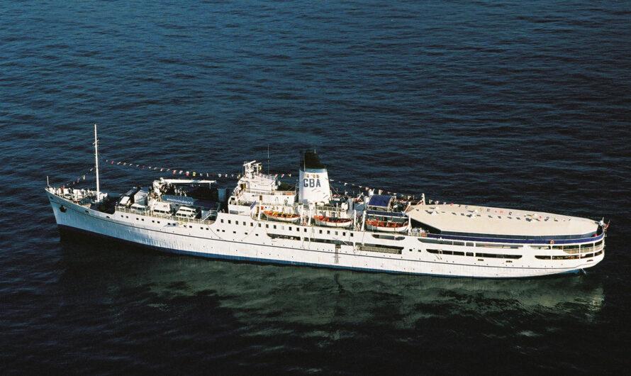 Doulos Phos: старейшее в мире торговое судно с интересной судьбой