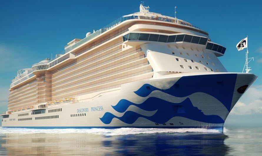 Компания Princess Cruises заложила самое крупное судно для своего флота