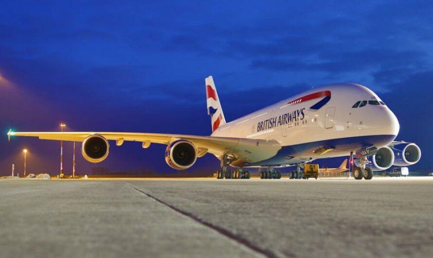 British Airways вернет Airbus A380 на регулярные маршруты
