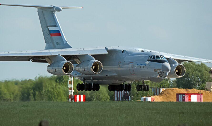 Новый транспортный самолет поступил на вооружение Минобороны России