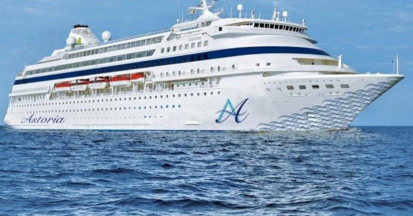 Российское круизное судно Astoria Grande будет ходить между Сочи и турецкими портами