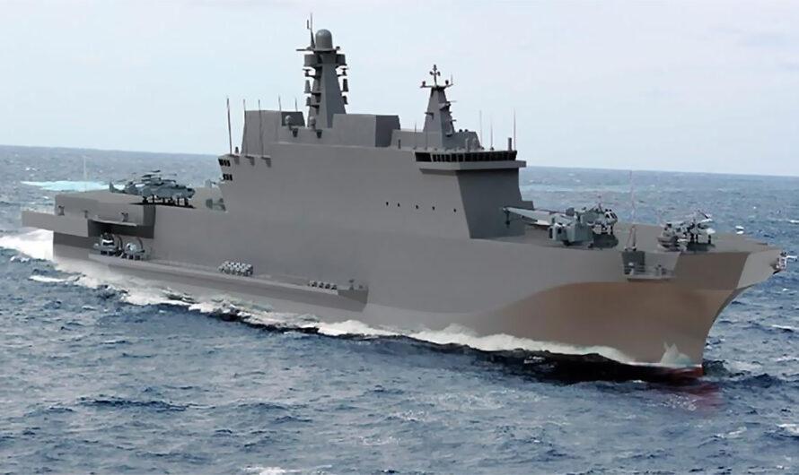 Один из УДК проекта 23900 станет флагманом Черноморского флота России